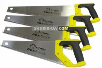 Ножовка по дереву 400 мм gross piranha 24110