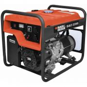 Бензиновый генератор Black&Decker BD-2200